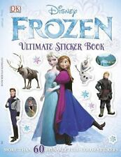 Ultimate Sticker Book: Frozen: Frozen by DK Publishing (English) Paperback Book