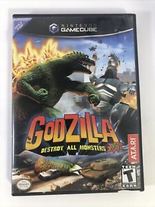 Godzilla: Destroy All Monsters Melee (Nintendo GameCube)