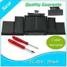 """Batterie pour A1494 Apple Macbook Pro 15"""" A1398 Retina Late2013 Mid2014 ME293"""