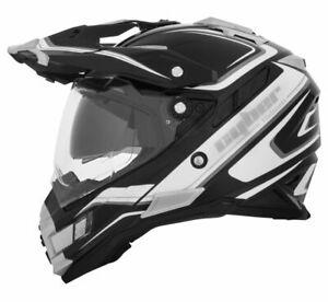Cyber UX-33 Chaos Dual Sport/Full Face Motorcycle Helmet