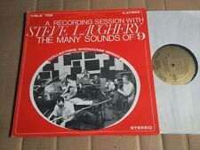 Steve Laughery-The Many Sons of 9-A RECORDING SESSION-LP-Kay-BEE 1969