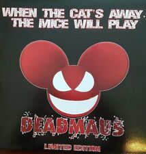 "DEADMAU5 "" WHEN THE CATS AWAY THE MICE WILL PLAY "" NEW LP *** VINYL ***"