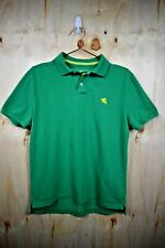 Express Polo Shirt Medium Men's Green A006