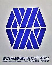 """Westwood One Radio Networks CD """"Blues Traveler"""" Show #97-47 November 17, 1997"""