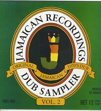 VARIOUS ARTISTS DUB SAMPLER Vol 2 NEW CD £6.99