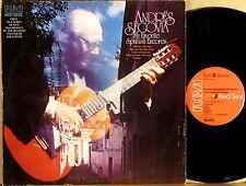 RCA RED SEAL 1s/1s Albeniz Torroba SEGOVIA Favorite Spanish Encores ARL1-0485