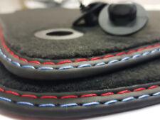Fußmatten Z3 ((E36)) Original Qualität Velours Auto-matten + 4 Schrauben