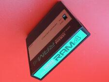 YAMAHA DX7 2nd DX7S 2 FD Black édition TX-802 Original RAM4 RAM DATA CARTRIDGE
