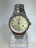 Pre-Owned Used CASIO Oceanus OC-101D-7A Analong Mens Watch WR 100M OC-101 Rare
