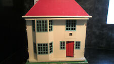 VINTAGE TRI-ANG DOLLS HOUSE METAL FRONT