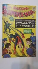 The Amazing Spider-Man #12 MAY 1964, Marvel 3rd Appearance of Doctor Octopus