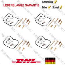 4x Vergaser Reparatursatz für Suzuki GSF 600 Bandit GSF600  GN77B Bandi DHL