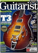 Guitarist magazine No 315 May 09 The Killers Babyshambles  Joanne Shaw Taylor