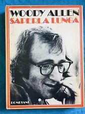 Saperla lunga. Woody Allen. Bompiani 1973