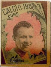 FIGURINA  VAV CALCIO 1950 PEDRONI COMO