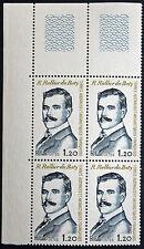 TAAF timbre/stamp - Yvert et Tellier n°76 x 4 n** (Cyn13)