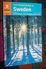 The Rough Guide to SWEDEN (Schweden) - Stockholm Visby Gotland Ystad Lapland ..