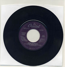 Anne Murray If A Heart Must Be Broken It's All I Can Do 45 1981 Capitol Records