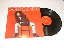 DARLENE LOVE - Paint Another Picture - 1988 UK 9-track LP Promo
