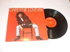 DARLENE LOVE-Peinture une autre photo - 1988 UK 9-track LP PROMO