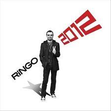 Ringo 2012 by Ringo Starr [Vinyl LP] Brand New Sealed