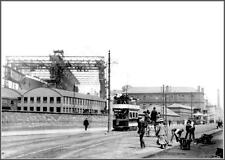 Photo: RMS Titanic's Launch Day Outside Harland & Wolff, May 31st, 1911