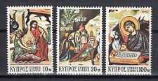 CYPRUS 1972 CHRISTMAS MNH