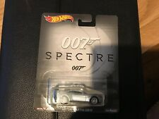 New hot wheels 2018 007 spectre Aston Martin -real rider