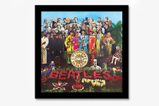 "12"" Album Cube Frame Wall Display Vinyl LP Record Cover Sleeve  Pop Wall Art"