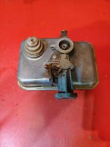 Vintage Briggs & Stratton Horizontal Engine Gas Tank(1 Qt) and Carburetor