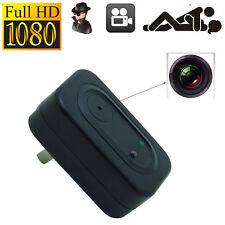 HD Camcorder 1080P 16GB Wall Charger Video Recorder Hidden Nanny Camera DVR Cam