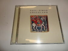 Cd   Paul Simon  ‎– Graceland