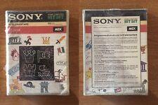 """Cassette """"History to Elementary IV"""" for MSX (sde009)"""