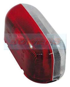 JOKON RED WHITE SIDE MARKER LAMP LIGHT SWIFT BAILEY COACHMAN SPRITE CARAVAN