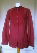 Long Sleeve Casual Fitted Tops & Shirts Size Tall for Women