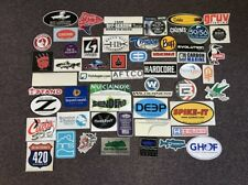 54 Fishing Stickers Umpqua Scientific Anglers AFTCO Seigler Reels Cuda Star Rod