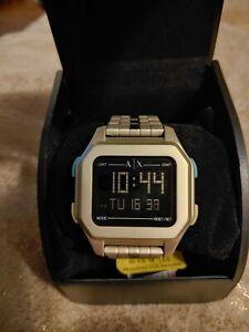 Armani Digital Gold Mens Watch AX2950