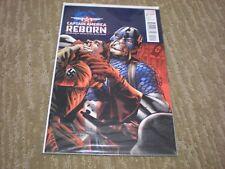 Captain America Reborn #2 (2011) Marvels Comics VF/NM