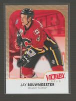 (71220) 2009-10 UD VICTORY GOLD JAY BOUWMEESTER #258