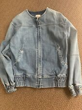 NWOT Morrison Denim Jacket Size 2