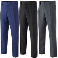 STUBURT MENS URBAN ESSENTIALS STRETCH FLAT FRONT GOLF TROUSERS 25% OFF RRP