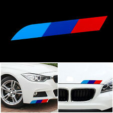 PVC Auto SUV Sticker Car-Styling Tricolor Decoration Decal for BMW X1 X3 X5 X6