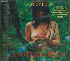 EAST OF EDEN - ANOTHER EDEN 75 UK PROG + BONUS SINGLES BBC & LIVE GERMANY 72 CD