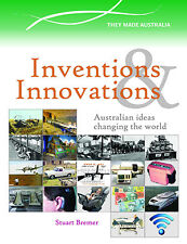 INVENTIONS & INNOVATIONS: AUSTRALIAN IDEAS - BOOK  9780864271440