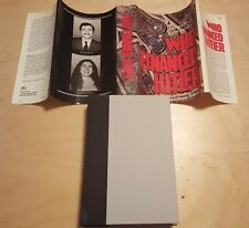 1978 WHO FINANCED HITLER Hard Cover Book by POOL & POOL 1st Printing