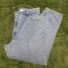 Levi's 550 Relaxed Fit Tapered Leg 18 Reg S Medium Wash