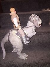 HUGE TAUN TAUN & LUKE SKYWALKER STAR WARS ACTION FIGURES GUC