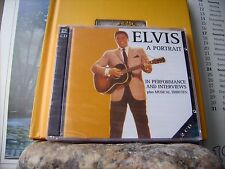 ELVIS PRESLEY  ++ A   PORTRAIT /   IN WORDS AND MUSIC  ++  2 CD / NEU