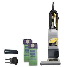 ProTeam ProForce 1500Xp Bagged Upright Vacuum Cleaner with Hepa Media Filtrat.