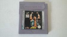 WWF WAR ZONE - NINTENDO GAME BOY - GAME BOY COLOR / ADVANCE